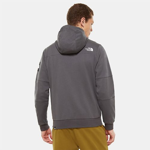 THE NORTH FACE FINE 2 ZIP HOOD