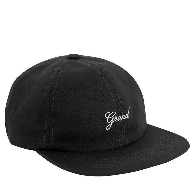 f335ae156e2 GRAND COLLECTION SCRIPT CAP - GRAND COLLECTION SCRIPT CAP - Real Deal